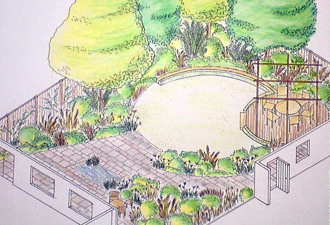 Exceptional LANDSCAPE DESIGNER: Loughton, Essex   Home